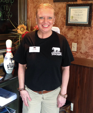 Misty Barnett - January Team Member of the Month