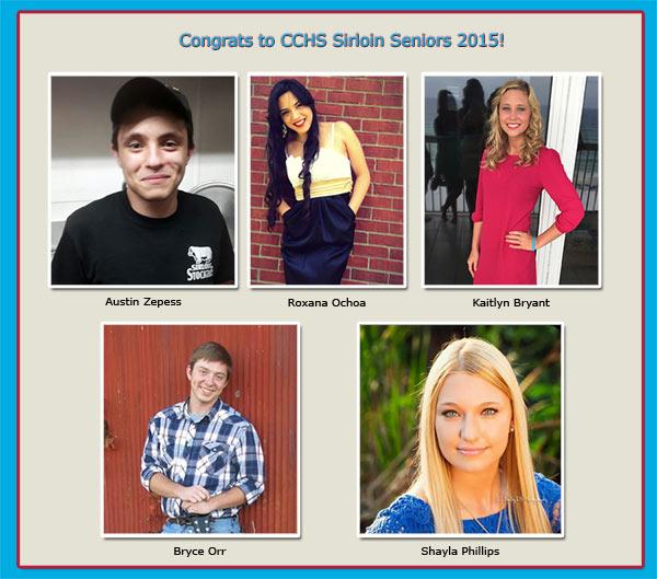 CCHS 2015 Graduates