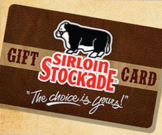 Sirloin Stockade Gift Card